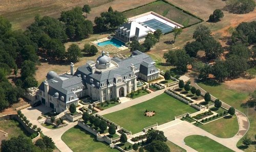 Dallas mega mansion 39 s asking price increased homes of for 500 000 dollar homes in texas