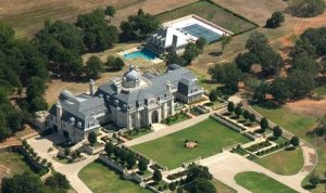 Dallas Mega Mansion's Asking Price Increased
