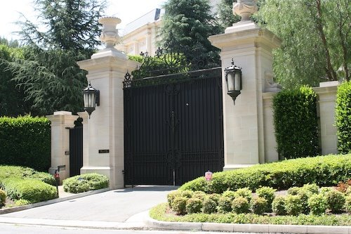Fleur De Lys Mega Mansion Homes Of The Rich