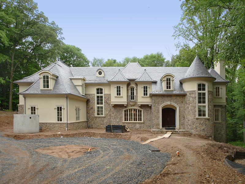 custom built mansions