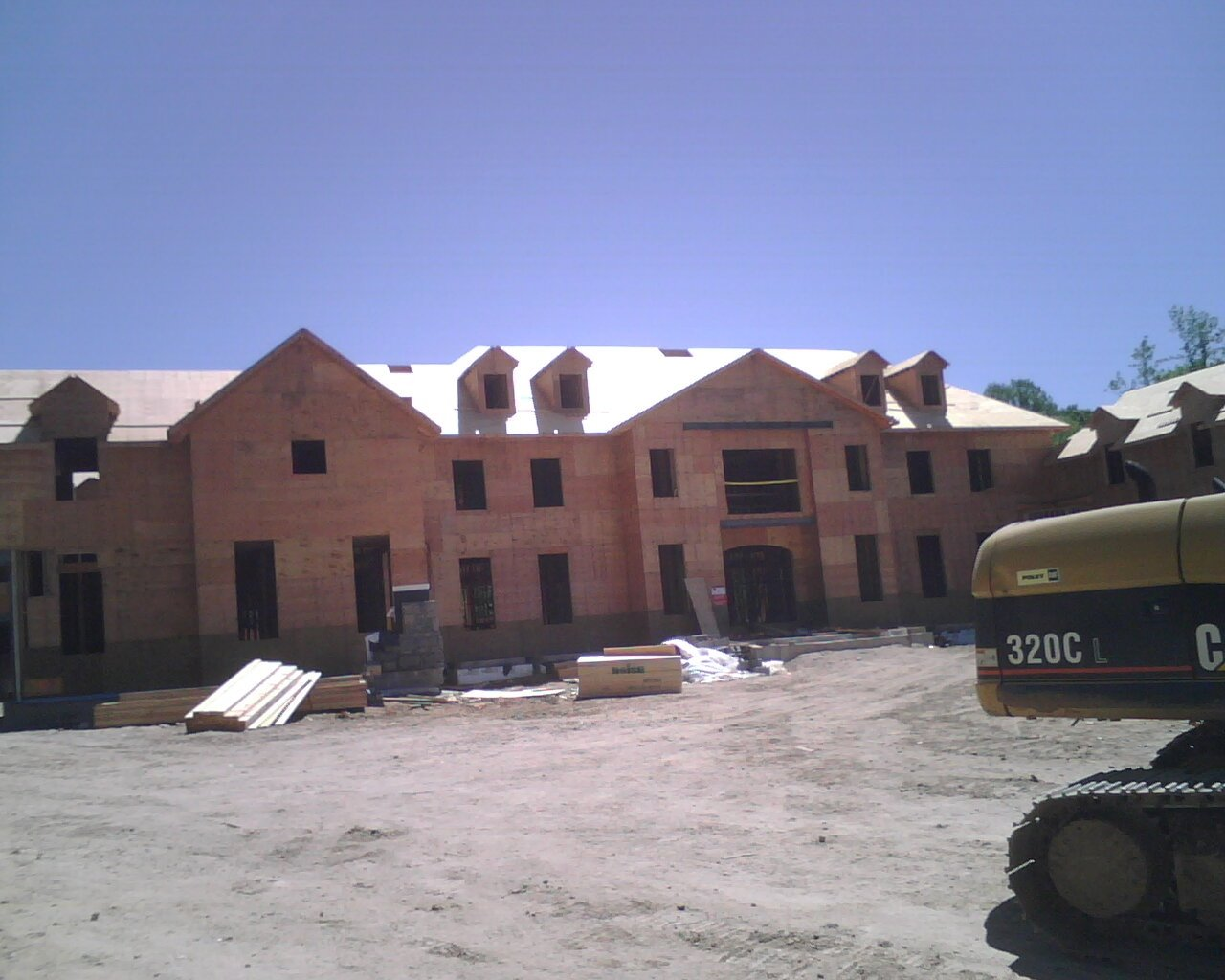 New jersey homes of the rich page 15 for New construction houses in nj
