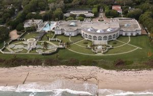 Donald Trump's Palm Beach Mega Mansion