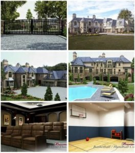 Mary J Blige's Saddle River Estate