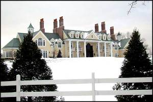 Mendham, NJ Mega-Mansion