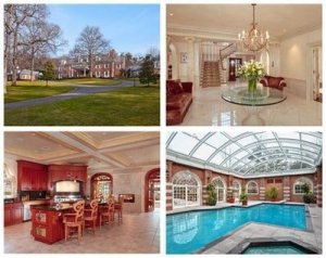 A look at some Celebrity Homes