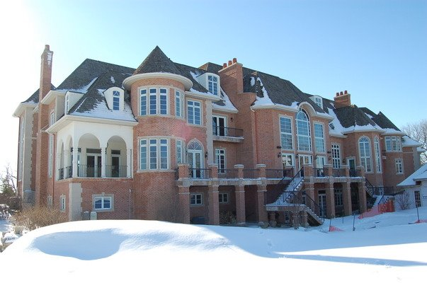 Illinois French Inspired Mega Mansion Homes Of The Rich