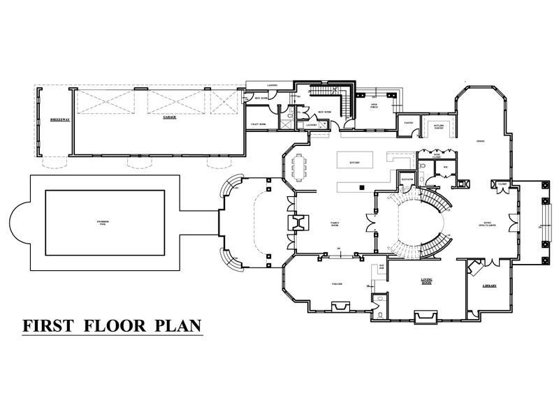 Homes of the rich a journey into the world of expensive for Homes of the rich floor plans