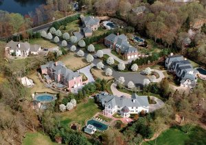 A look at some Mansions in New Jersey