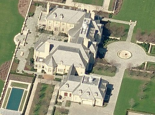 Norma Lerner S Ohio Mega Mansion Homes Of The Rich