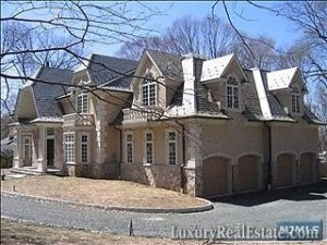Saddle River French Renaissance Manor