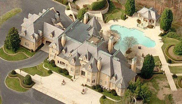 Arizona Homes Of The Rich