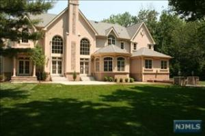 Gorgeous Franklin Lakes English Manor