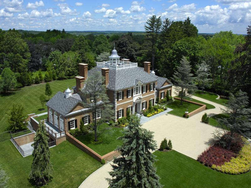 Rich Home Towns In New Jersey
