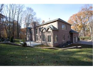 Newly Built Old Tappan Mansion