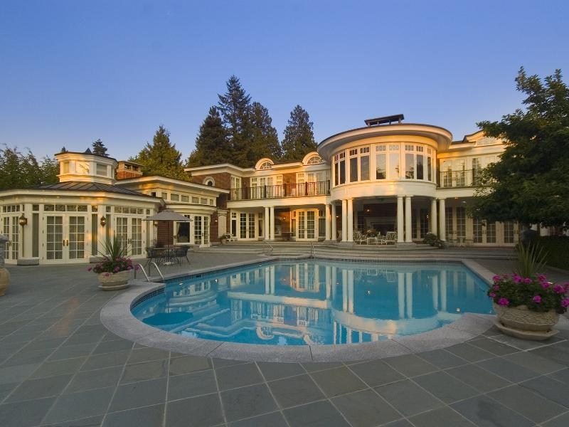 Twin Cedars A Stunning Canadian Mansion Homes Of The Rich