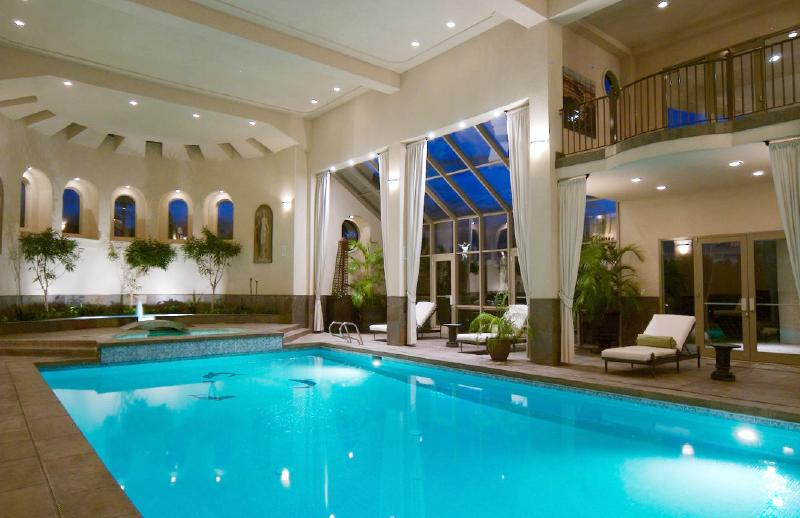 Massive colorado estate - Indoor pool in homes ...