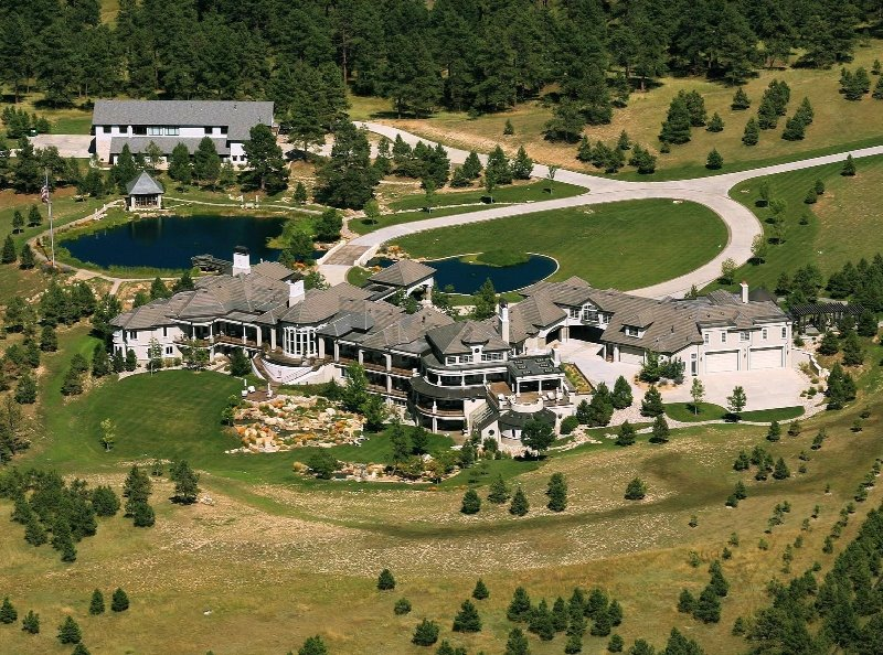 Colorado Homes Of The Rich
