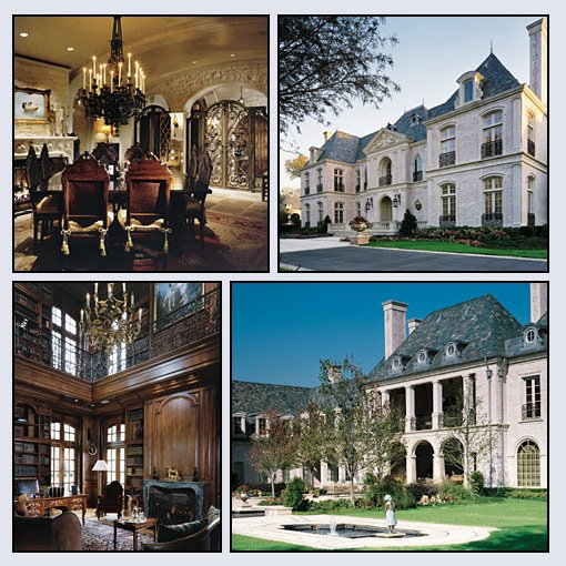 A look at dallas mega mansions homes of the rich for Mansions in dallas tx