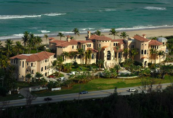 hutchinson island mega mansion homes of the rich