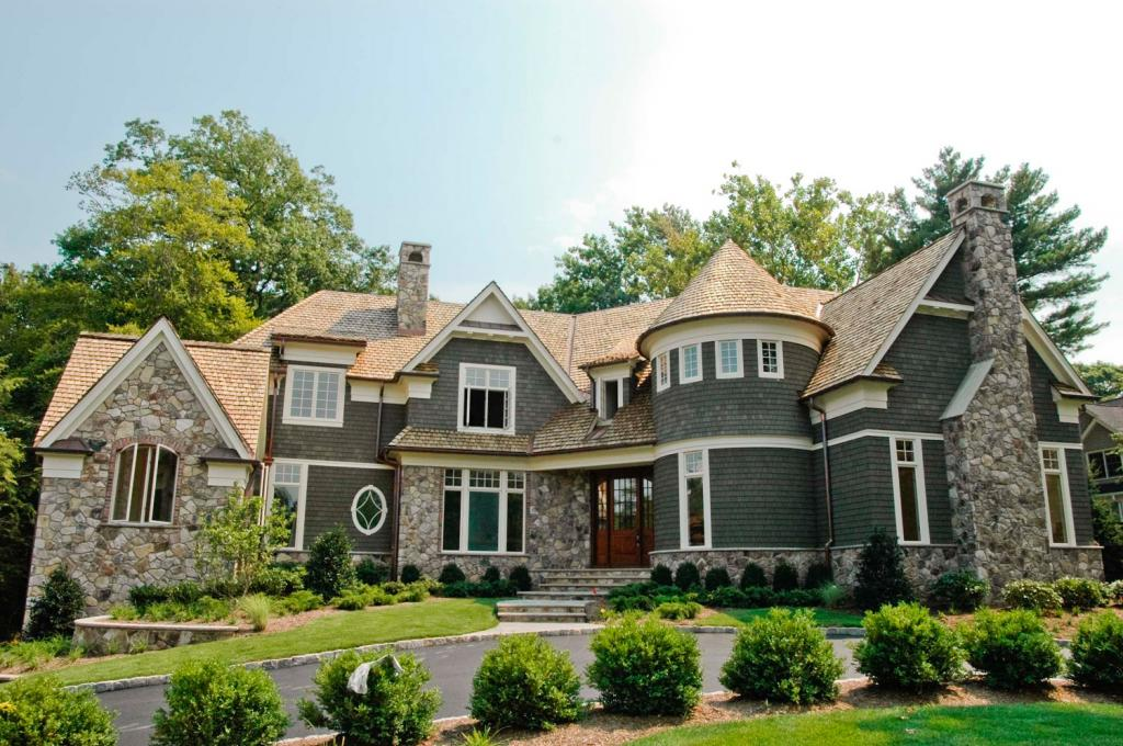 Two short hills mansions homes of the rich for Nj house builders