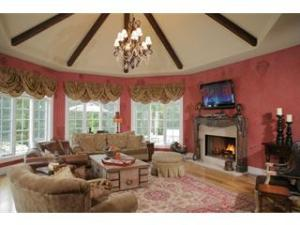 Normandy Style Saddle River Mansion