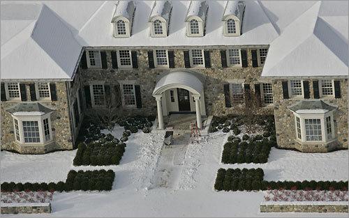Jim Pallotta S Boston Mega Mansion Homes Of The Rich