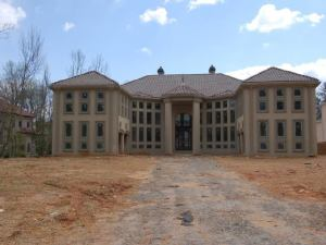 A look at Newly Built Georgia Mansions