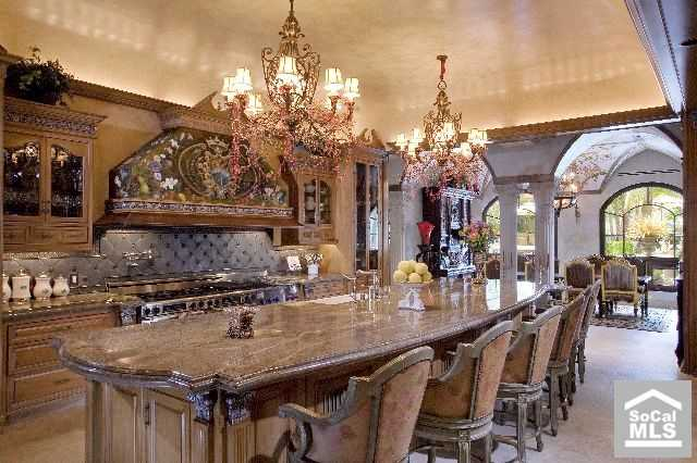 Italian Renaissance Villa In California Homes Of The Rich