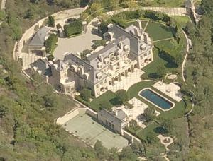 Avi Arad's Beverly Park French Mega-Mansion