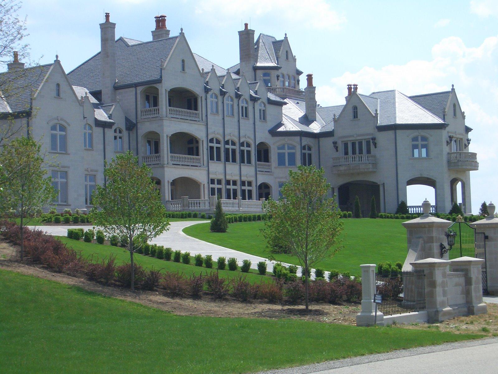 palatial pennsylvania mega mansion homes of the rich