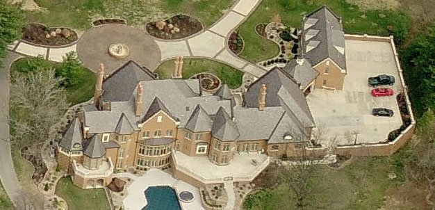 missouri Homes of the Rich