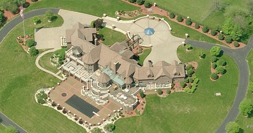 A Look At 3 Homes That Are Massive Compared To Surrounding