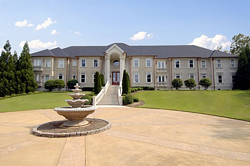 Used Cars Atlanta Ga >> The House that Madea built | Homes of the Rich