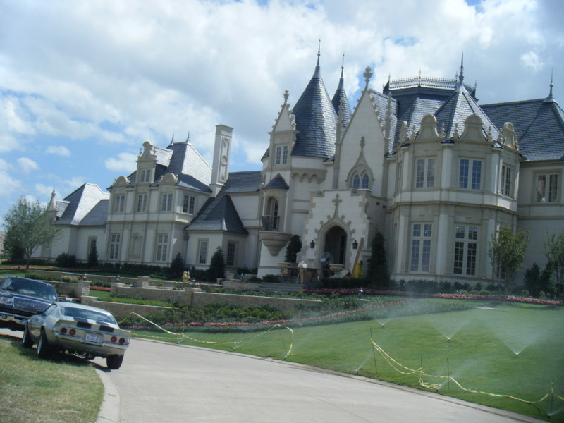 Cost To Build Chateau Style House