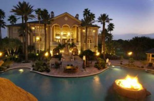 Matt Geiger's Florida Mega-Mansion fit for NBA Royalty