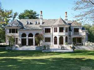 Old Westbury European Inspired Estate