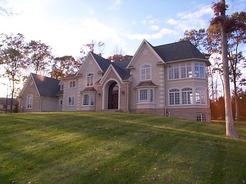 Custom Built New Jersey Mcmansions Homes Of The Rich