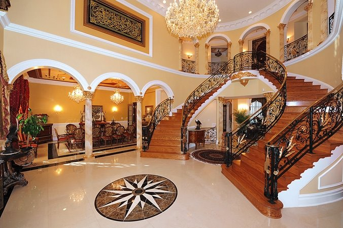 "Mansions For Sale >> ""Iman Manor"" – A Great Falls Masterpiece 