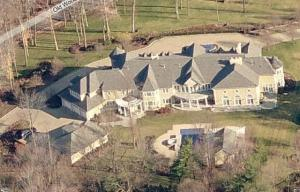 Ajit Khubani's Saddle River Mansion