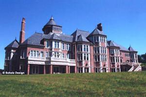 John Sanfilippo's 27,000 square foot Illinois Mega-Mansion