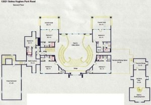 Lake Austin Mansion 39 S Floorplans Homes Of The Rich