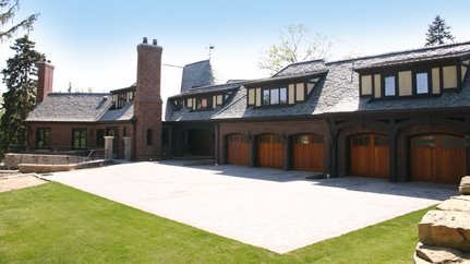 Bloomfield Hills Old World Estate Homes Of The Rich