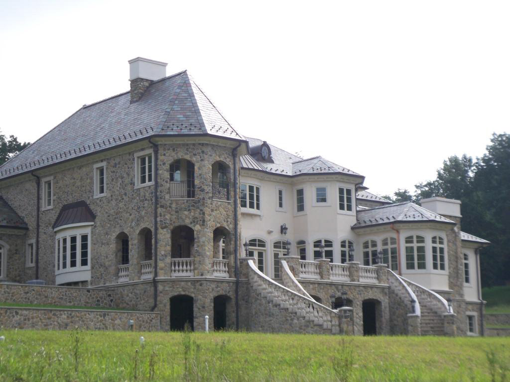 European Country Manor In Mendham Nj Homes Of The Rich